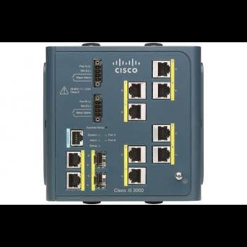 Коммутатор Cisco IE-3000-8TC