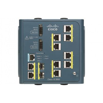Коммутатор Cisco IE-3000-8TC