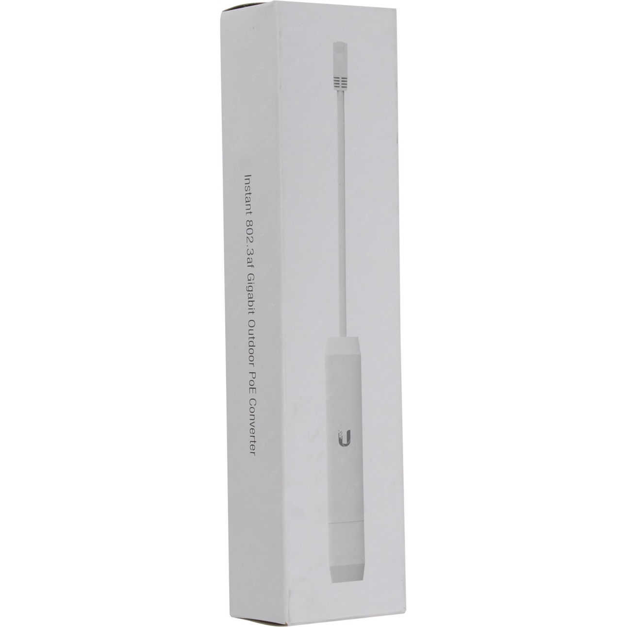 Адаптер Ubiqiuti Gigabit PoE 48V/24V, 802.3af Ubiquiti Outdoor