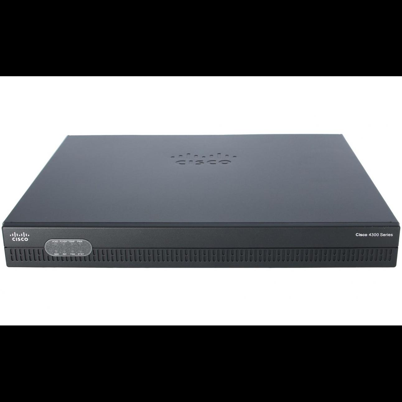 Маршрутизатор Cisco ISR4321