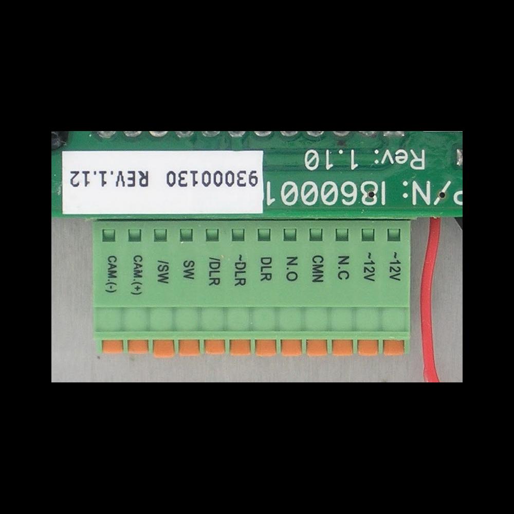 ITS Pancode накладной (I00000988), Пьезо-клавиатура, Возможность установки аналоговой камеры