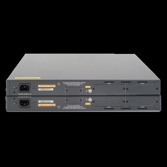 Коммутатор HP 5120-24G EI с 2 интерфейсными слотами