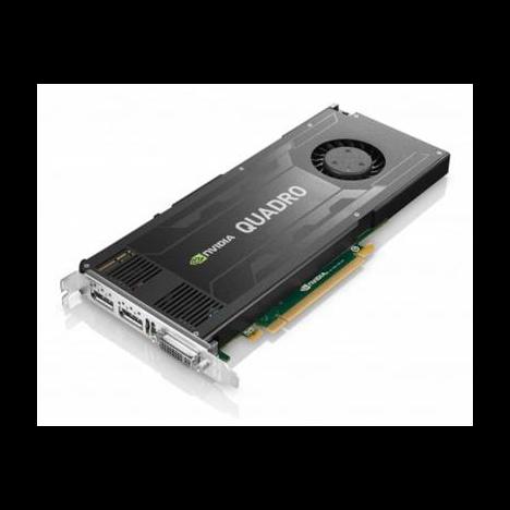 Видеокарта NVidia Quadro K4200, 4GB DDR5