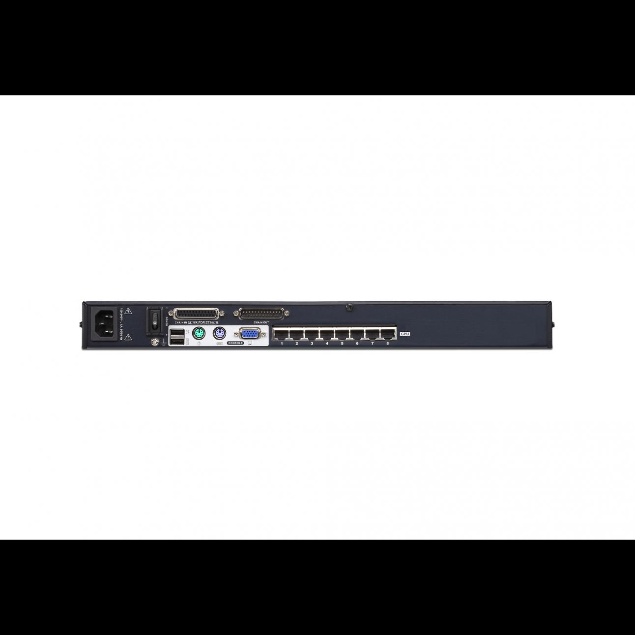 KVM-переключатель KH1508A  8-портовый