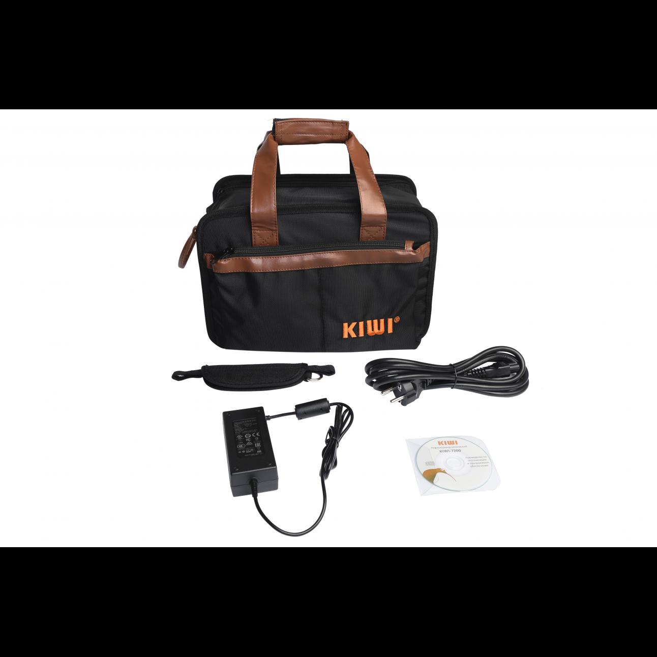Оптический рефлектометр KIWI-7212 (1310/1550нм, 30/28дБ)