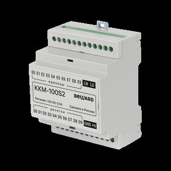 Координатно матричный коммутатор KKM-100S2