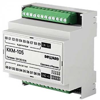 Координатно матричный коммутатор KKM-105