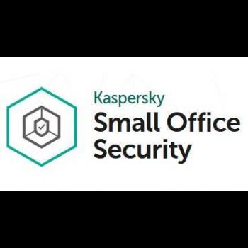Лицензия Kaspersky Small Office Security на 1 год для 5 пользователей
