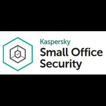 Лицензия Kaspersky Small Office Security на 1 год для 5-9 пользователей