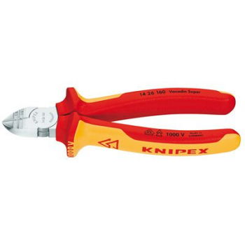 Кусачки боковые для удаления изоляции 1000V Knipex KN-1426160
