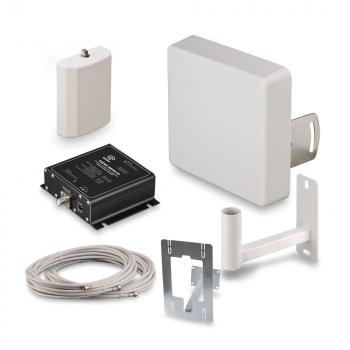 Комплект усиления сотовой связи GSM900 для дачи - KRD-900 Lite