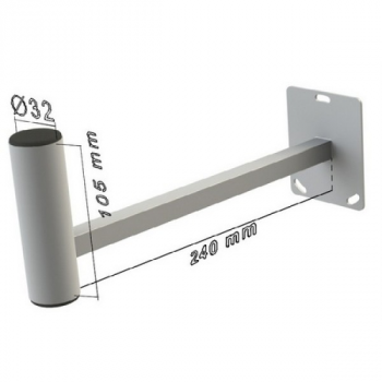 Стеновой кронштейн Antex для крепления антенн KS-240