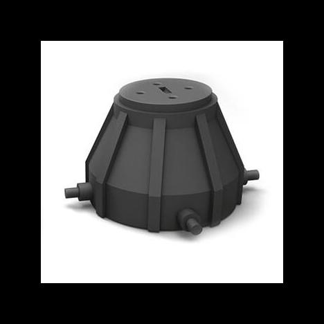 Колодец кабельный ККТ-1М (Р)