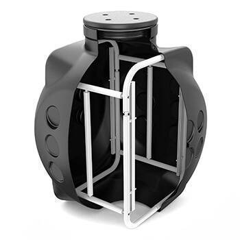 Колодец ККТ-2 кабельный с металлокаркасом