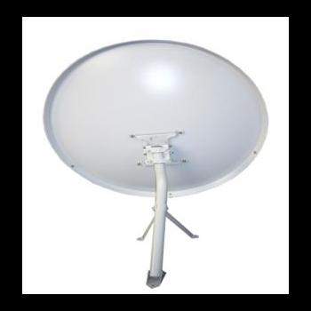 Антенна офсетная, для приема спутникового сигнала, KU-диапазон, 90 см