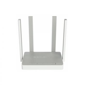Двухдиапазонный интернет-центр Keenetic Air с Mesh Wi-Fi AC1200, управляемым коммутатором и переключателем режима роутер/ретранслятор
