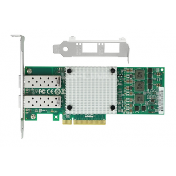 Сетевая карта LR-Link 2 порта 1000Base-X/10GBase-X LREC9812AF-2SFP+