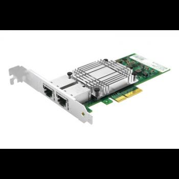 Сетевая карта LR-Link 2 порта 10/100/1000/10GBase-T LREC9812BT