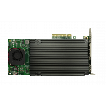 Переходной адаптер PCIe x8 3.0 на 4xM.2 NVMe