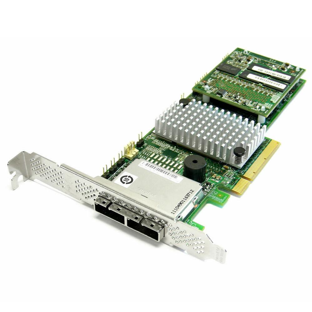 RAID-контроллер LSI MegaRAID 9285-8e, SAS