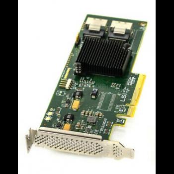 HBA-адаптер LSI 9201-8i SAS