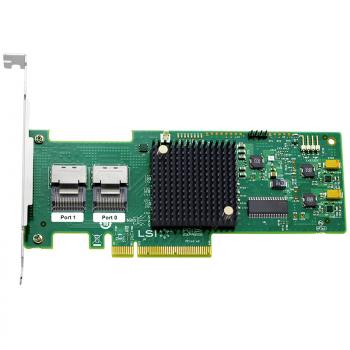 HBA-адаптер LSI 9210-8i SAS