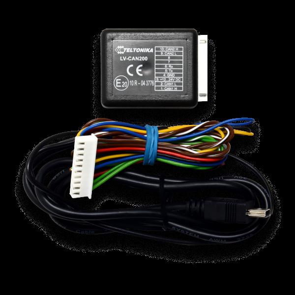 LV-CAN200 CAN-преобразователь сигналов бортового компьютера автомобиля