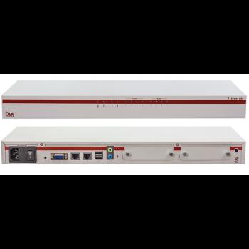 IP АТС  LAVoice-500, базовый блок