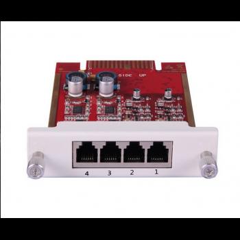 Модуль, 2 порта FXS+2 порта FXO для IP АТС LAVoice-100/500