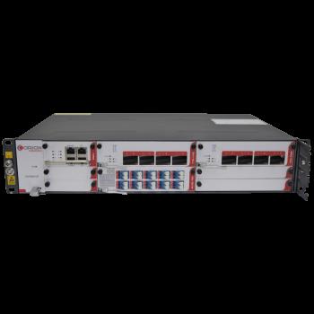 Шасси Orion Lambda L8  2U, 2 АС блока питания c управляющим модулем