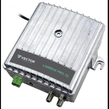 Приёмник оптический Lambda Pro 72 Vector