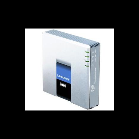 Шлюз VoIP Linksys SPA2102