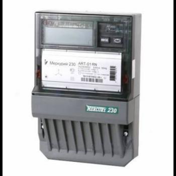 "Счетчик ""Меркурий"" 230 АRT-03 С(R)N 5-7.5А, 0.5S/1.0класс, многотарифный, CAN RS485, ЖКИ"