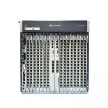11RU шасси Huawei OLT GPON, 17 слотов для установки интерфейсных модулей, 4x10G порта
