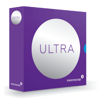 Программное обеспечение MACROSCOP ULTRA, лицензия на работу с 1-й IP камерой