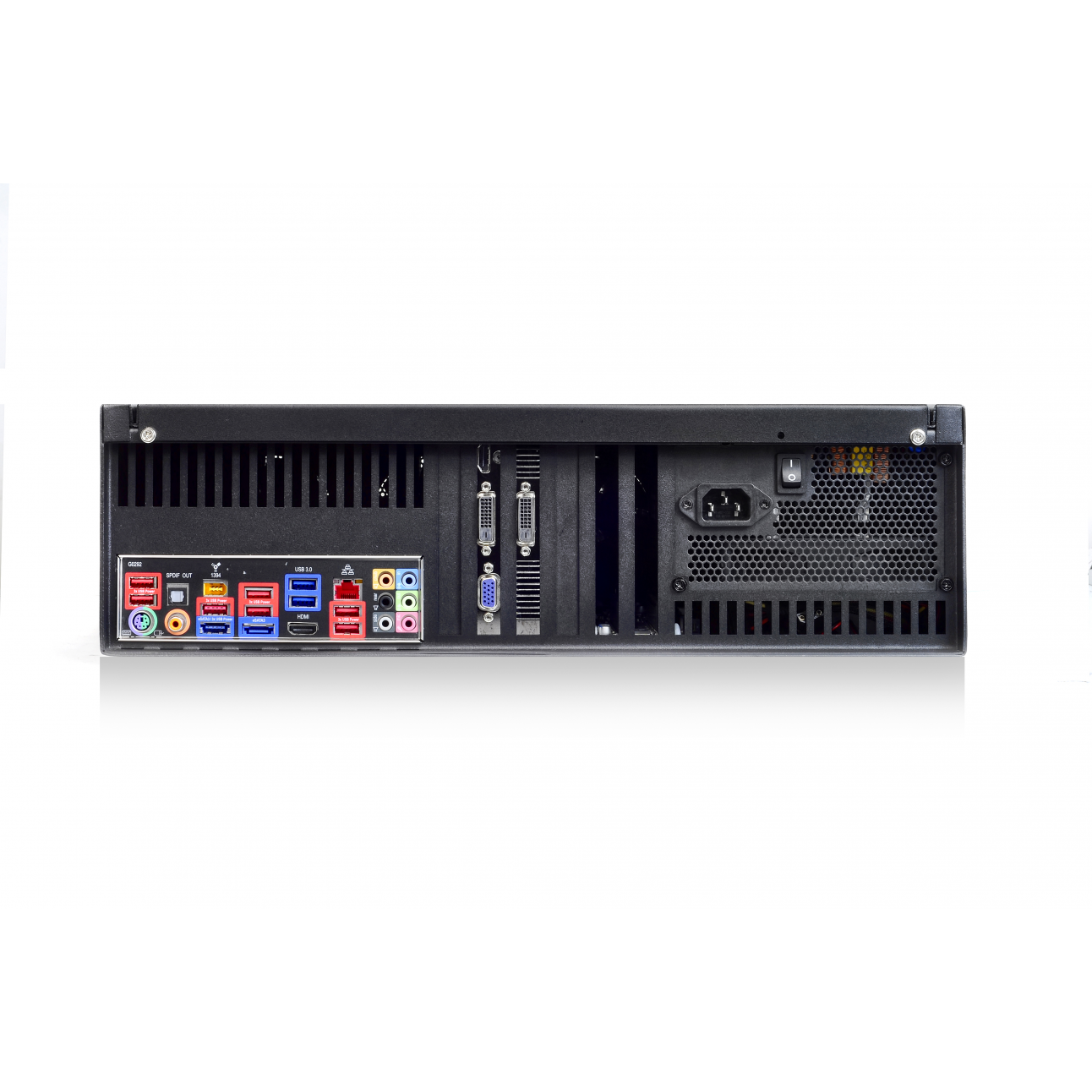 Сетевой видеорегистратор Macroscop NVR-17M POWER