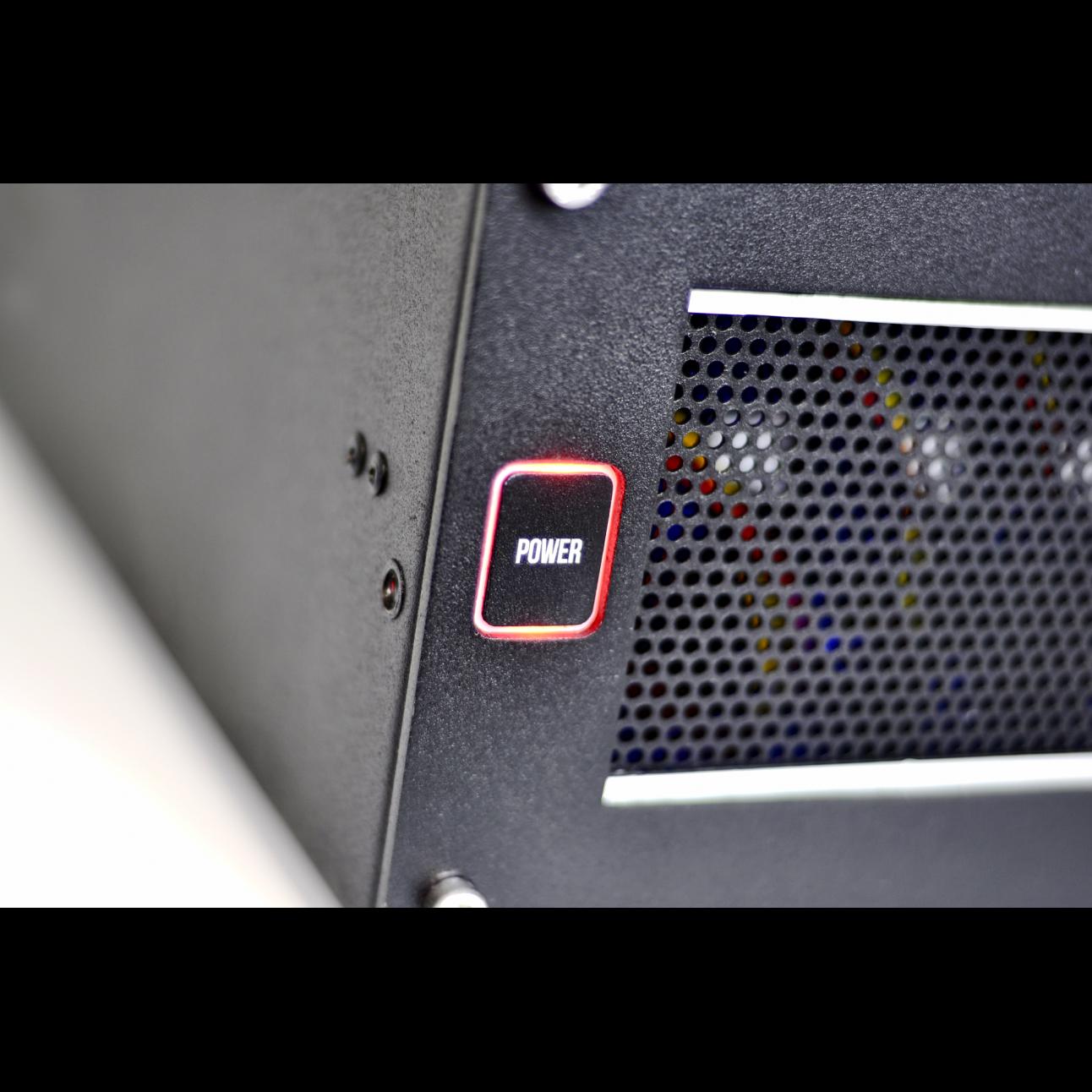 Сетевой видеорегистратор Macroscop NVR 25 M2