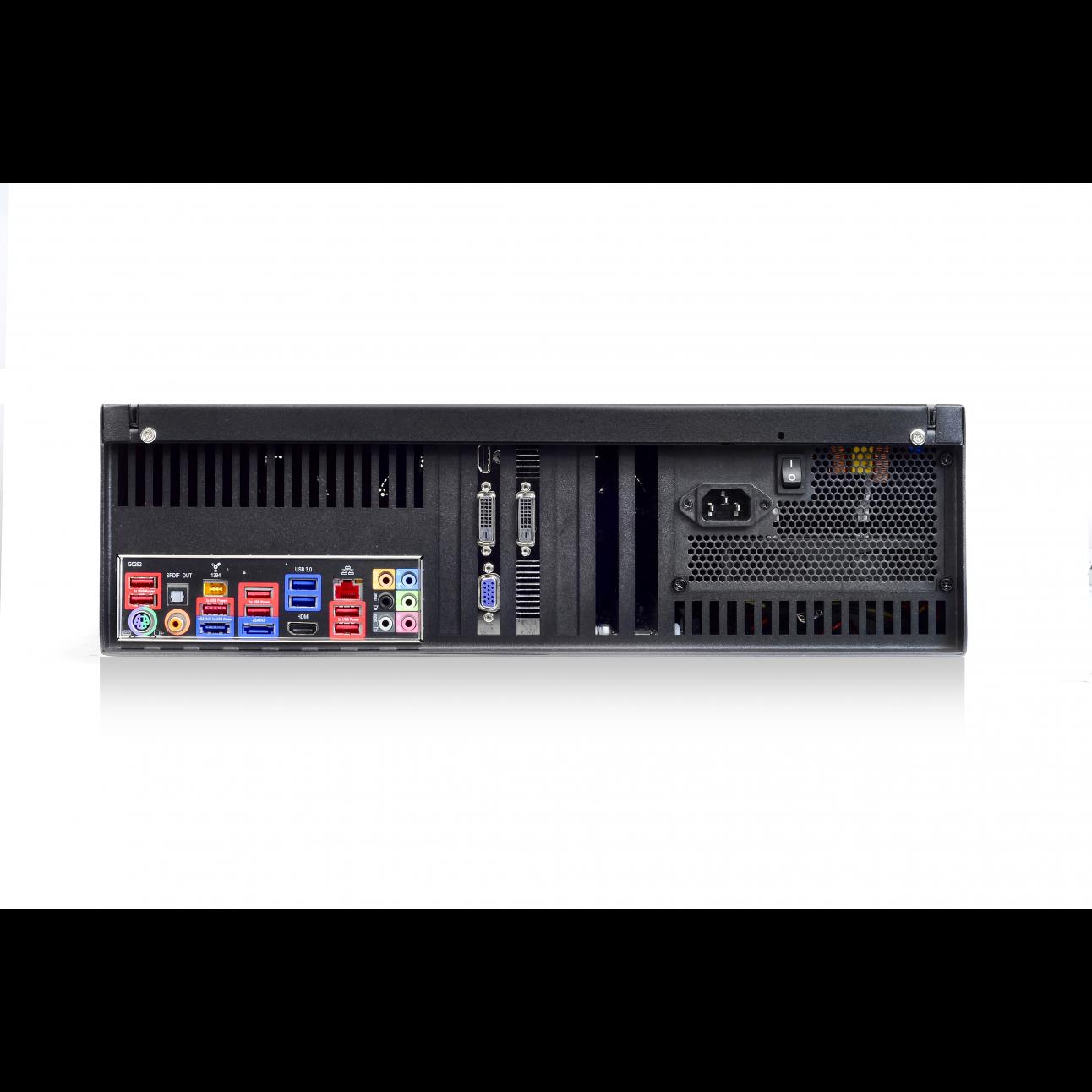 Сетевой видеорегистратор Macroscop NVR-26L POWER (VMT-12)