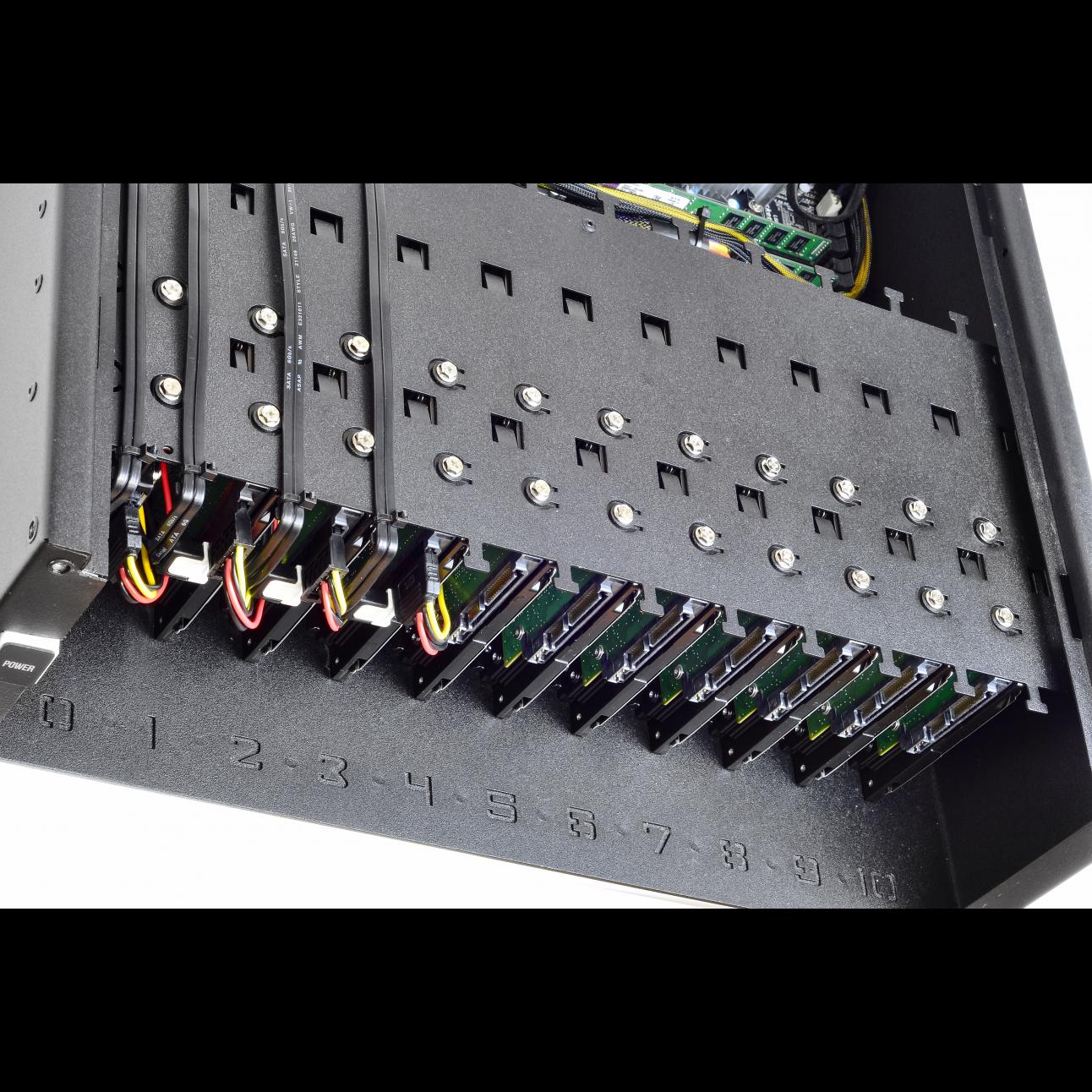 Сетевой видеорегистратор Macroscop NVR-48L POWER (VMT-12)