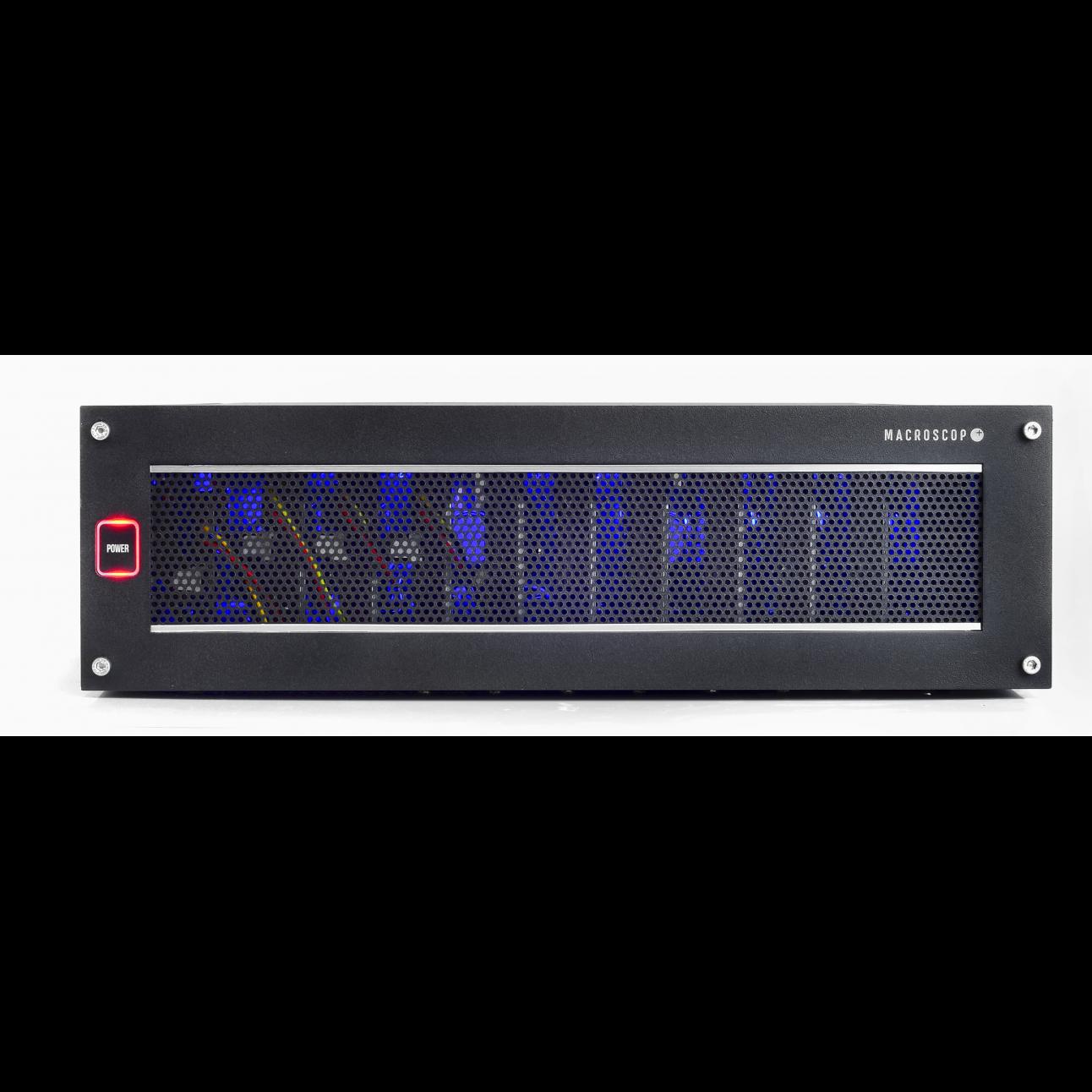Клиент Macroscop URM 32 M2 (1 тревожный монитор)