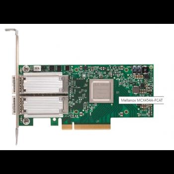 Сетевая карта Mellanox ConnectX-4 VPI, 2 порта 40/56GbE, QSFP28