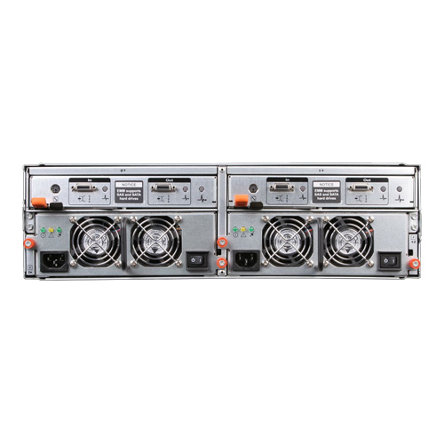 """Дисковая полка Dell PowerVault MD1000 3.5"""" SAS 3 Гбит/с"""