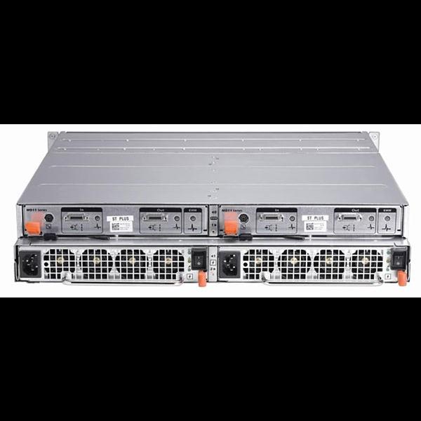 """Дисковая полка Dell PowerVault MD1120 2.5"""" SAS 3 Гбит/с"""