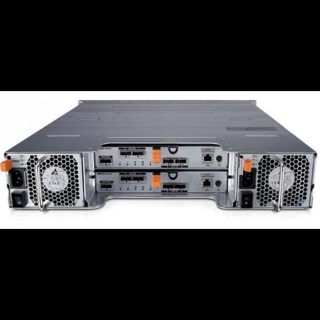 """Дисковый массив Dell PowerVault MD3220i 2.5"""" 1 Гбит/с SCSI"""
