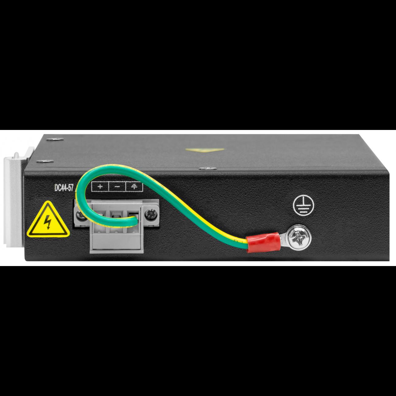 Неуправляемый индустриальный медиаконвертер 2 x 1000-Base-T / 1000Base-FX, SFP, POE
