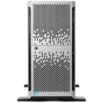 Сервер HP ProLiant ML350p G8, 1 процессор Intel 6C E5-2620 2.0GHz, 8GB DRAM, 8SFF, P420i/512MB FBWC