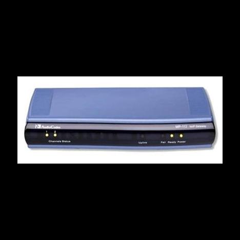 Шлюз аналоговый голосовой Audiocodes MediaPack112/2FXS/SIP