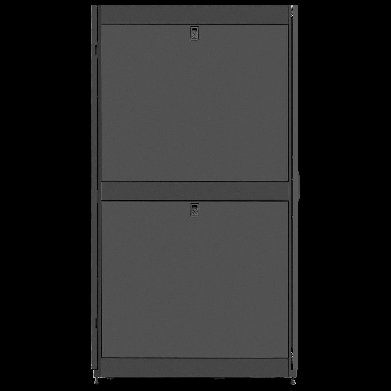 Напольный серверный шкаф Metal Box 42U 600х1000