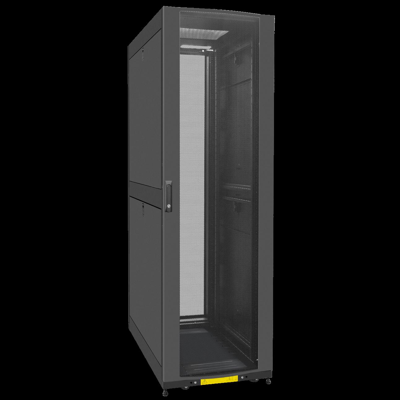Напольный серверный шкаф Metal Box 48U 600х1000