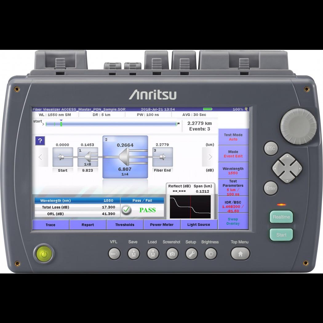 Рефлектометр оптический Anritsu MT9085A-053